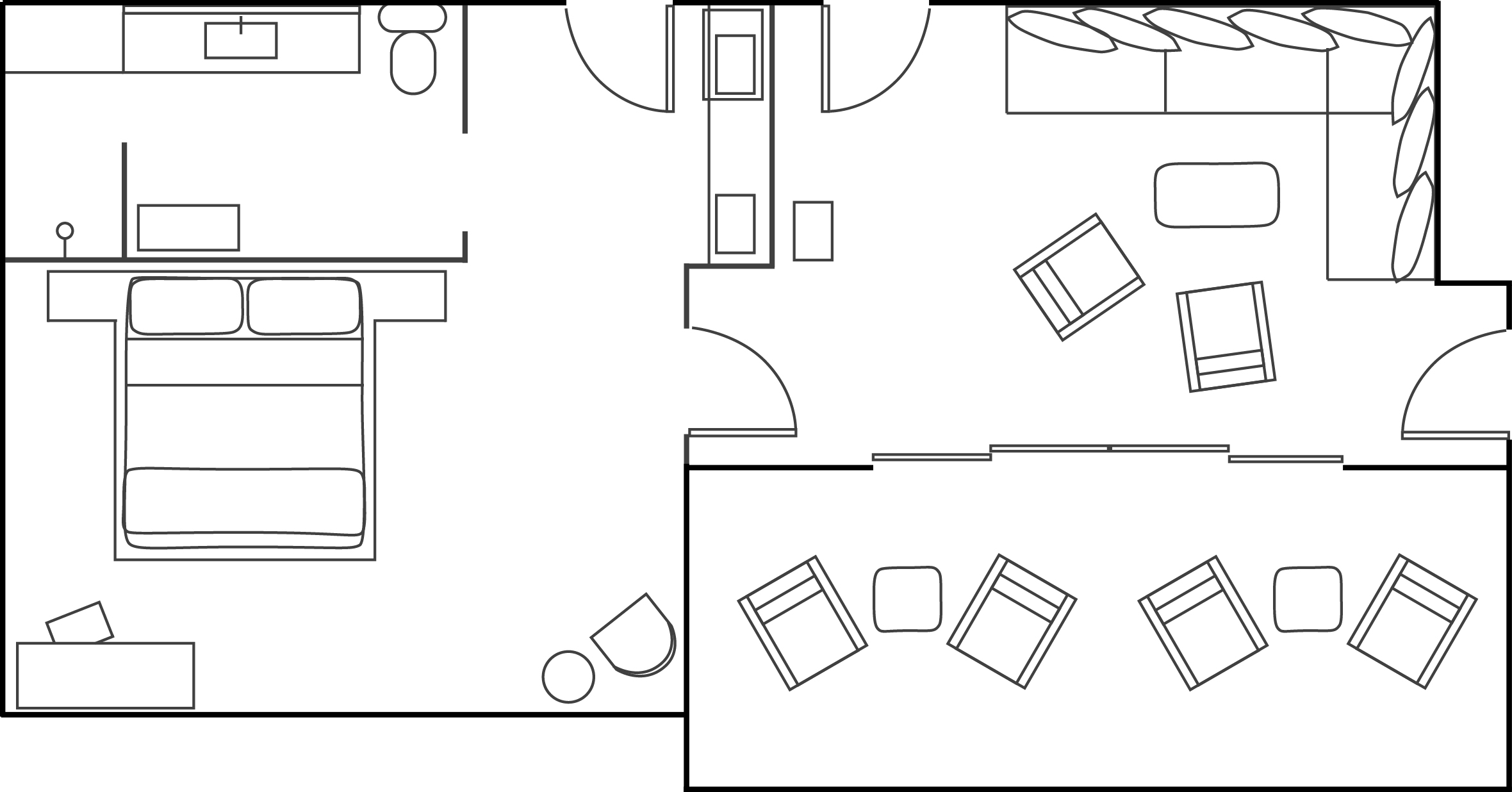 Mountain King Floorplan