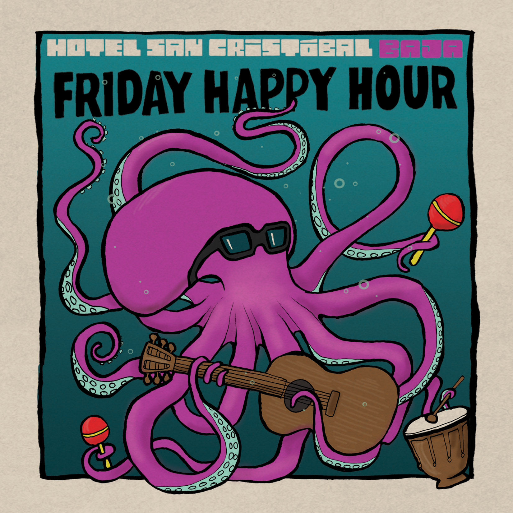 Click to read the full Friday Happy Hour with Live Music post